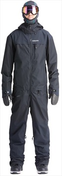 Airblaster Ski/Snowboard One Piece Suit, M, Black
