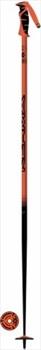 Kerma Adult Unisex Vector Pair Of Ski Poles, 115cm Orange