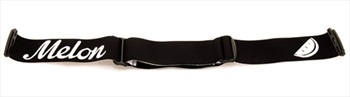 Melon Ski/Snowboard Goggle Strap, One Size Black/White