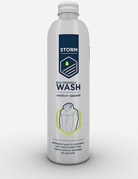 Storm Care Clothing Wash Technical Outerwear Cleaner, 225ml