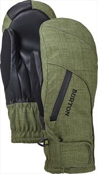 Burton Baker 2-in-1 Women's Ski/Snowboard Under Mitt, S Clover Heather