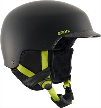 Anon Blitz Ski/Snowboard Helmet, XS Cracked Black