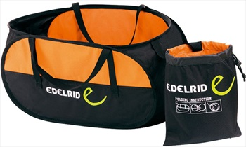 Edelrid Spring Bag Foldable Equipment Bag, 30L Sahara Night