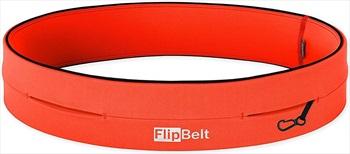 FlipBelt Classic Running Belt, XS Neon Punch