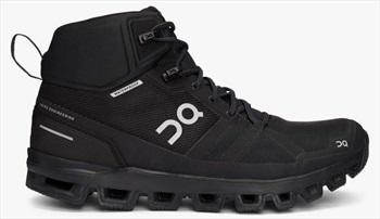 On Cloudrock Waterproof Women's Hiking Boots, UK 4.5 Black