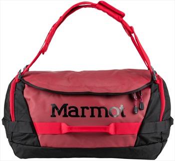 Marmot Long Hauler Duffel Travel Bag - 50L, Brick / Black