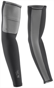 Mountain Hardwear WayCool Arms Compression Sleeves, XL Shark