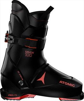 Atomic Savor 100 Ski Boots, 29/29.5 Black/Red 2020