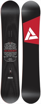 Academy Team Hybrid Camber Snowboard, 156cm 2019