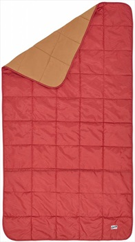 Kelty Bestie Blanket Thermal Camping Blanket, Red