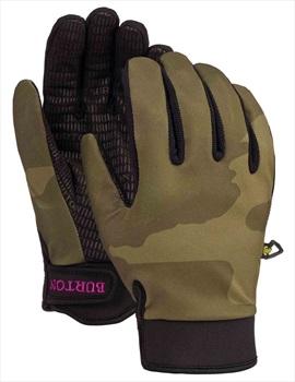 Burton Spectre Low-Profile Ski/Snowboard Gloves, M Worn Camo