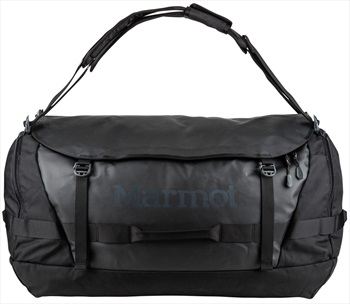 Marmot Long Hauler Duffel Travel Bag - 105L, Black