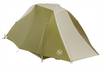 Big Agnes Seedhouse SL2 Ultralight Backpacking Tent, 2 Man Olive/Grey