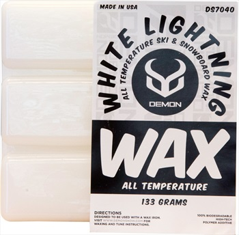 Demon Snowboard/Ski Wax 133g White Universal