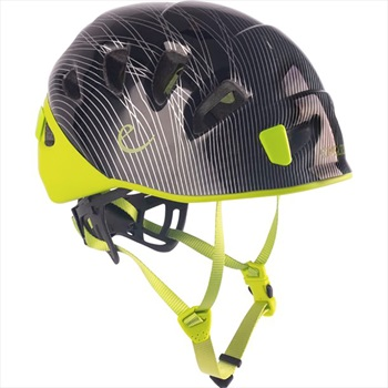 Edelrid Shield 2 Kids Helmet Kids Climbing Helmet, 52 - 62 Cm Night