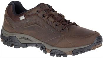 Merrell Moab Adventure Lace Waterproof Walking Shoes UK11.5 Dark Earth
