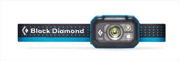 Black Diamond Storm375 LED Headlamp, 375 Lumens Azul