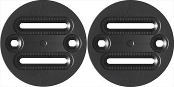 Union Regular Snowboard Binding Discs, 97mm