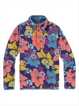 Burton Kid's / Toddler Spark Fleece Anorak, M Flowers!