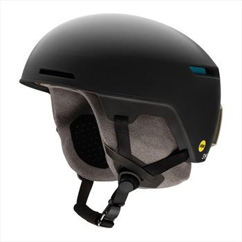 Smith Code MIPS Snowboard/Ski Helmet, XL Matte Black 2020