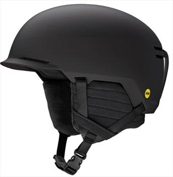 Smith Scout MIPS Snowboard/Ski Helmet, L Matte Black