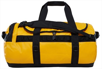 The North Face Base Camp Large Duffel Travel Bag, 95L Summit Gold