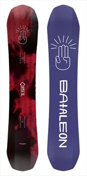 Bataleon Push Up Women's Hybrid TBT Snowboard, 152cm 2020