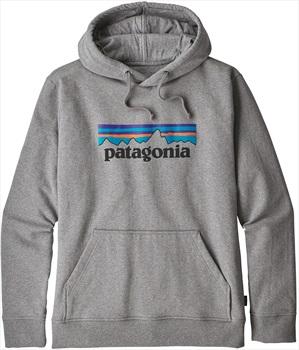 Patagonia P-6 Logo Uprisal Hoody, M Gravel Heather