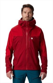 Mountain Hardwear Exposure/2 Gore-Tex Active Shell Jacket M Dark Brick