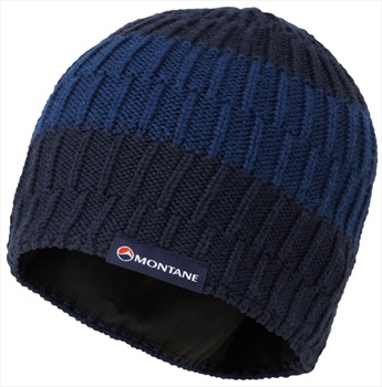 Montane Windjammer Halo Beanie Hat, One Size Antarctic Blue