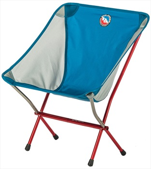 Big Agnes Mica Basin Camp Chair Lightweight Camping Chair Blue/Grey