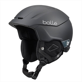 Bolle Instinct Ski/Snowboard Helmet, M, Matte Black Corp