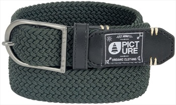 Picture Hollyday Belt, One Size Army Green