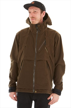 Sasta Mehto 2.0 Men's Hunting/ Waterproof Jacket, L Dark Olive