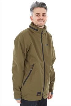 L1 Premium Goods Fillmore Ski/Snowboard Jacket, L Military