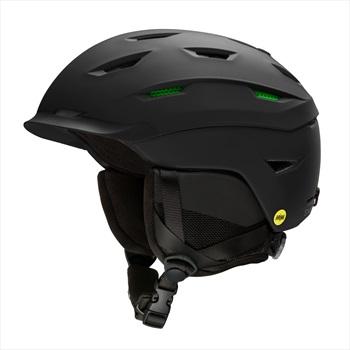 Smith Adult Unisex Level MIPS Snowboard/Ski Helmet, XL Matte Black