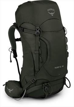 Osprey Kestrel 38 S/M Adventure Trekking Pack, Picholine Green