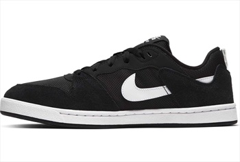 Nike SB Alley Oop Skate Shoes UK 13 Black/White-Black