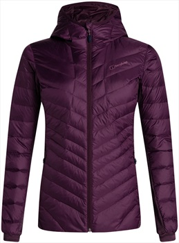 Berghaus Tephra Stretch Reflect Women's Down Jacket, L Winter Bloom