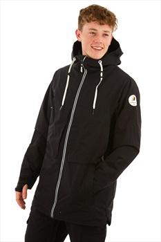 Armada Carson Insulated Snowboard/Ski Jacket L Black