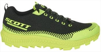 Scott Supertrac Ultra RC Trail Running Shoes, UK 10 Black/Yellow