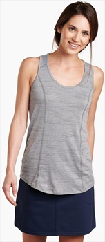 Kuhl Intent Women's Tank Top Vest, L City Grey