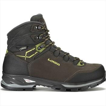 Lowa Lady Light GTX Women's Hiking Boots, UK 4 Slate/Kiwi