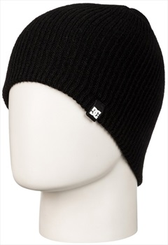 DC Clap Ski/Snowboard Beanie Hat, One Size Black