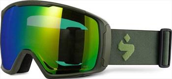 Sweet Protection Clockwork Ski/Snowboard Goggles, O/S Matte Olive Drab