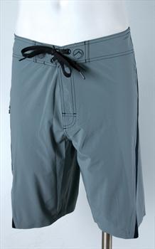 "Liquid Force Stealth Board Shorts, S-M 32"" / 81cm Waist Grey"