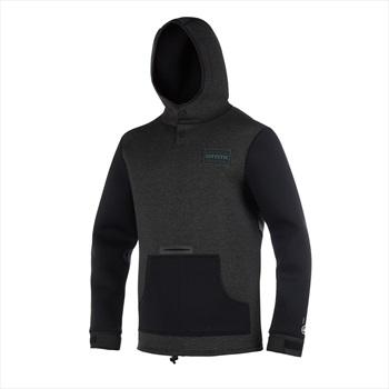 Mystic Voltage Sweat Riding Jacket, XL Black White