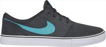 Nike SB Portmore II Solar Skate Shoes, UK 8.5 Anthracite/Cabana