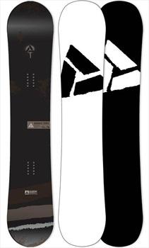 Academy Graduate Rocker Camber Snowboard, 158cm 2020