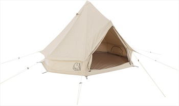 Nordisk Asgard 7.1 Tent Compact Cotton Tipi Shelter, 2-3 Man Natural